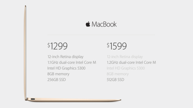 New Macbook price - technolife