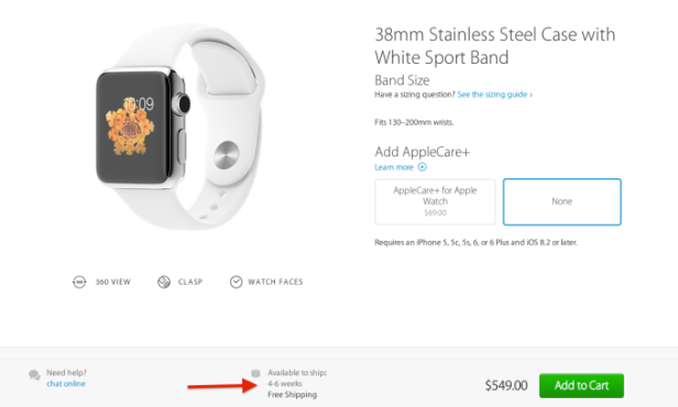 Apple Watch - Preorder