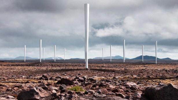 vortex- Blade Free Wind Turbines