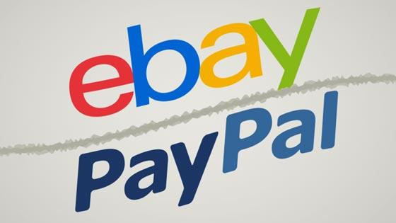 PayPal-eBay-split