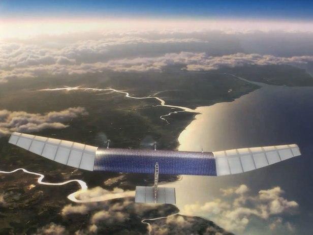 facebook-connectivity-Facebook-drone-flying