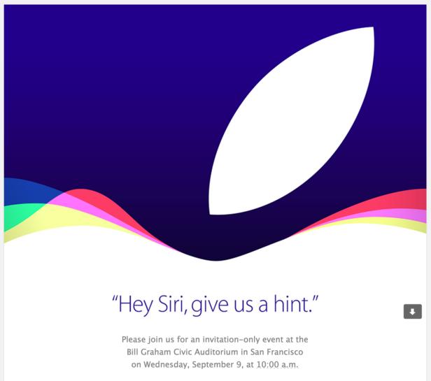 Apple_Iphone6S_invitation _Hey_Siri_Give_Us_Hint